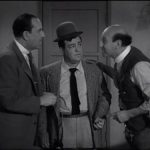 Bud Abbott, Lou Costello, and Sid Fields in Uncle from New Jersey - The Abbott and Costello Show season 2