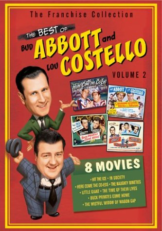 The Best of Abbott and Costello volume 2